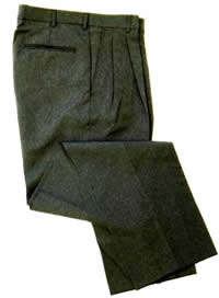 Men's USPS Retail Clerk Postal Uniform Trousers - Grey