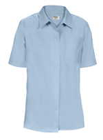 Ladies' USPS Retail Clerk Postal Uniform Short Sleeve Shirt